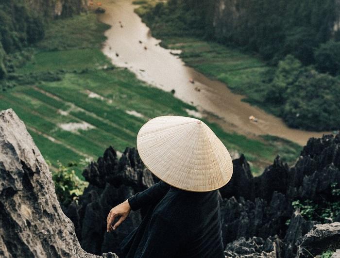 Vườn Quốc gia Cúc Phương liền kề khu du lịch Tràng An - Ninh Bình nổi tiếng. Ảnh: Stephan Nash