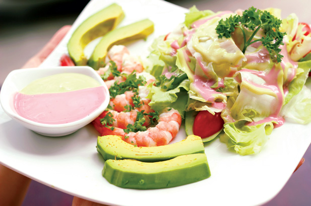 Salat Bơ