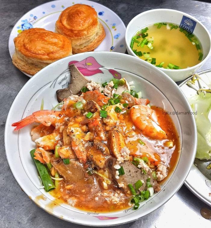 Nhắc đến ẩm thực Tiền Giang, hầu hết tất cả mọi người đều sẽ nghĩ ngay đến món hủ tiếu Mỹ Tho. Ảnh: damanfood