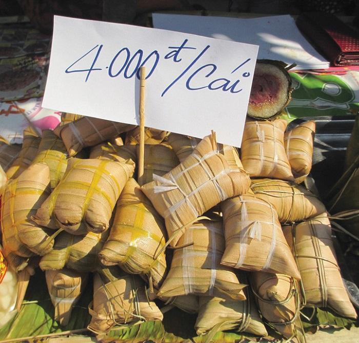 Có thể nói bánh dừa Giồng Luông là một món đặc sản bình dân đã gắn bó với người dân Bến Tre từ bao đời nay. Ảnh: wix