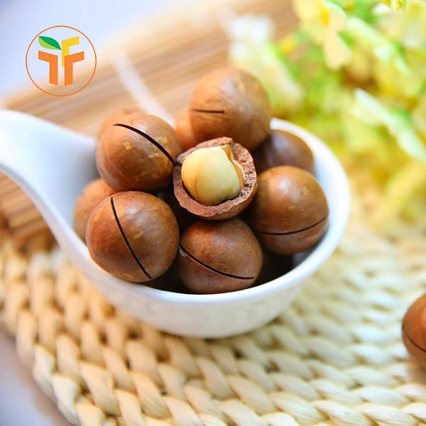 Hạt macca sấy Nguyên Hương