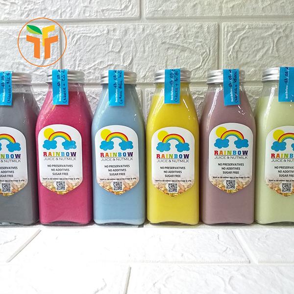 Sữa hạt Rainbow